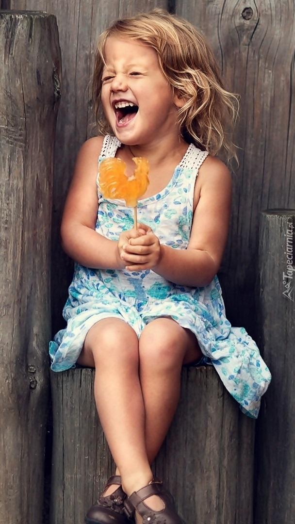 Radość dziecka
