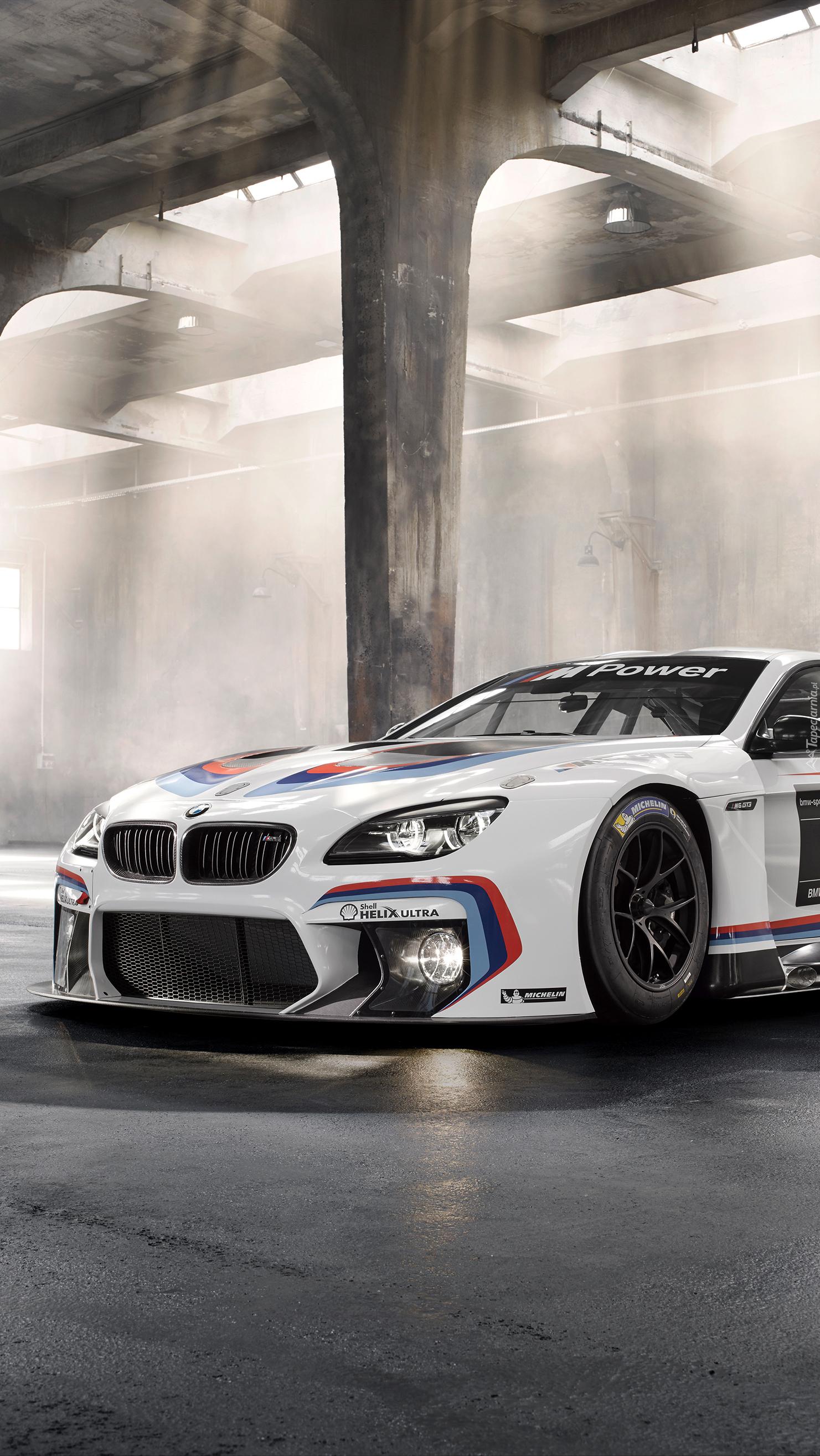 Rajdowe BMW M6 F13 GT3