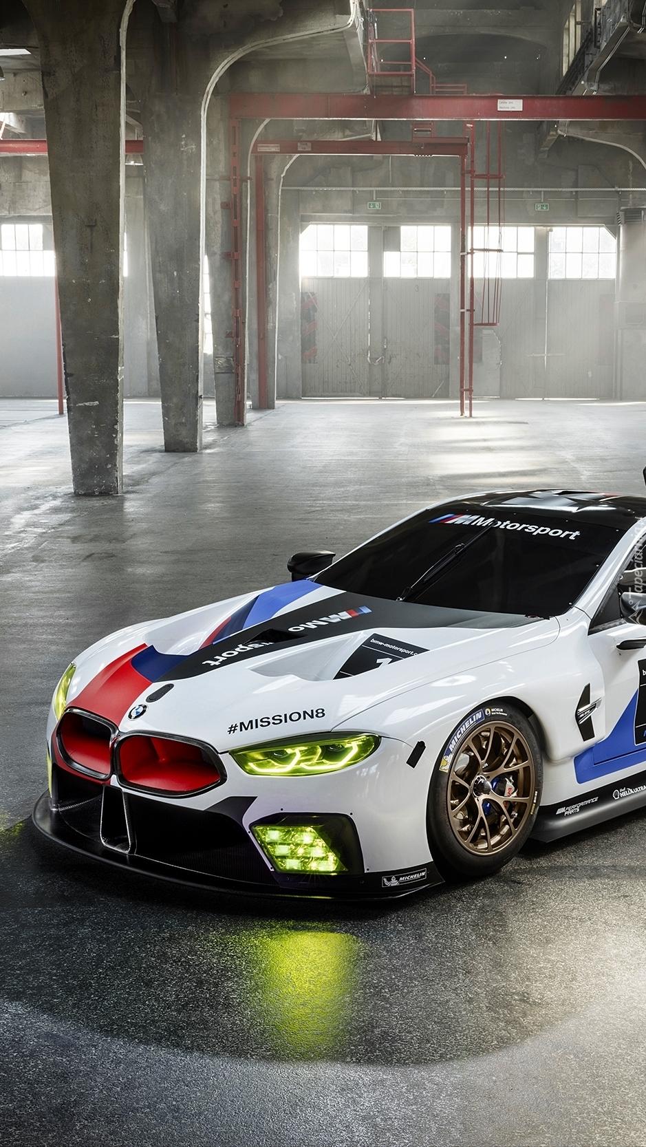 Rajdowe BMW M8 GTE