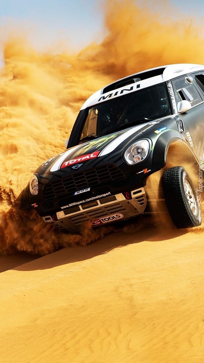 Rajdowiec na pustyni