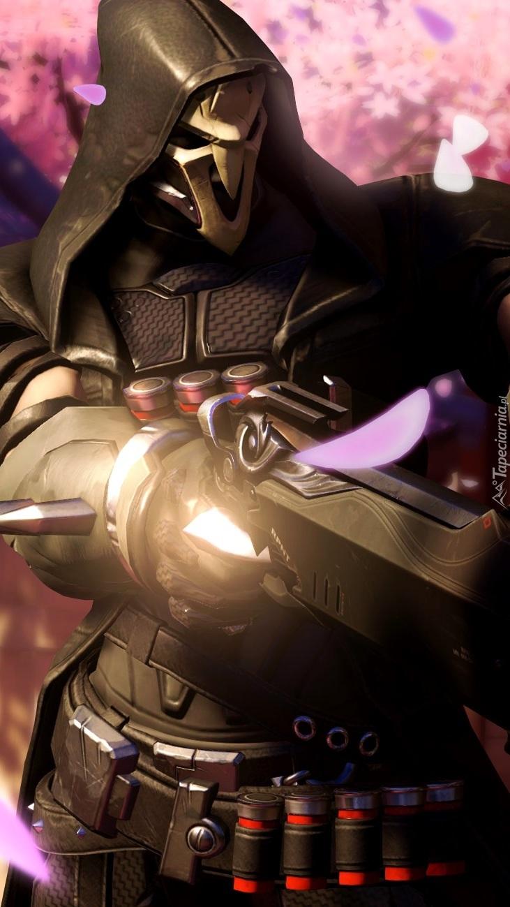 Reaper z gry Overwatch