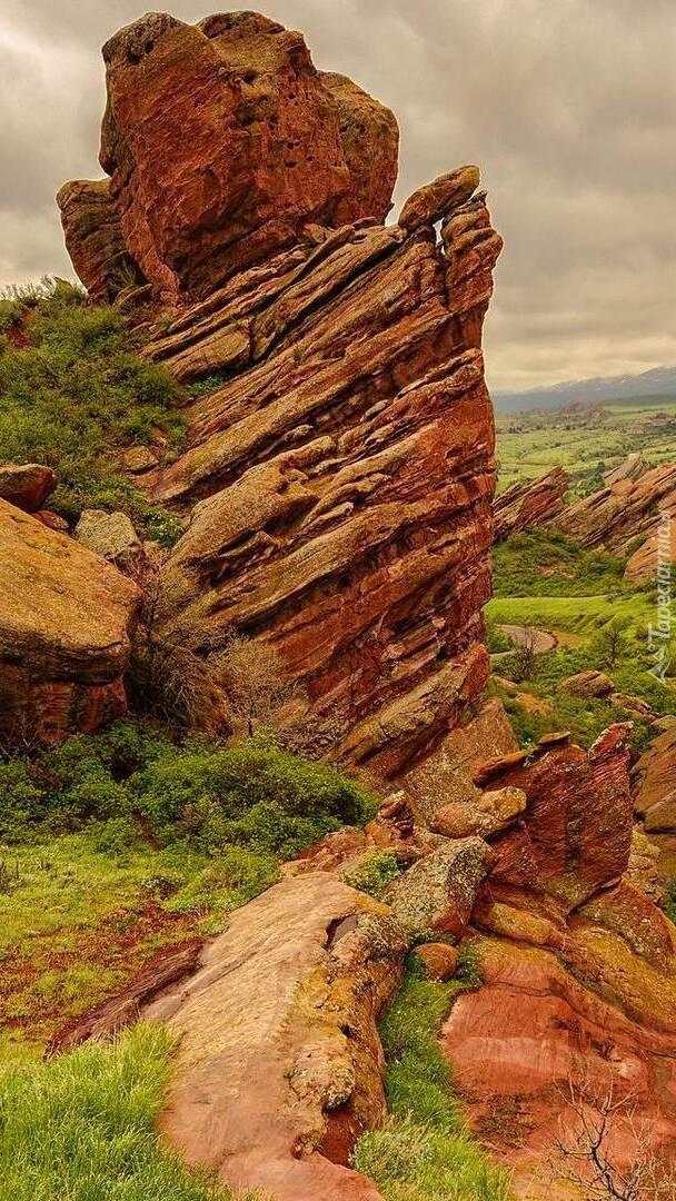 Red Rocks Park w Kolorado