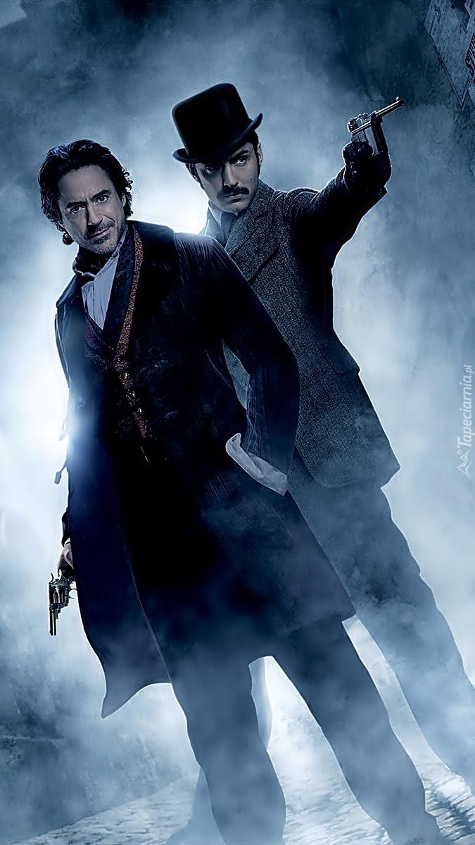 Robert Downey Jr.i Jude Law