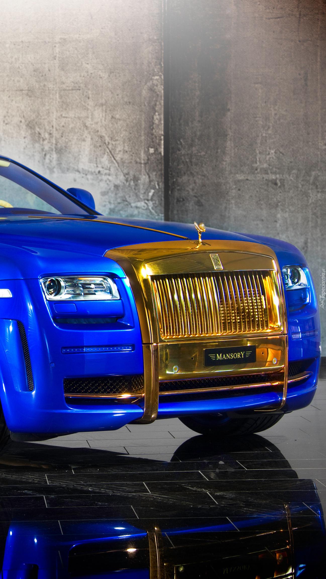 Rolls-Royce Ghost Mansory