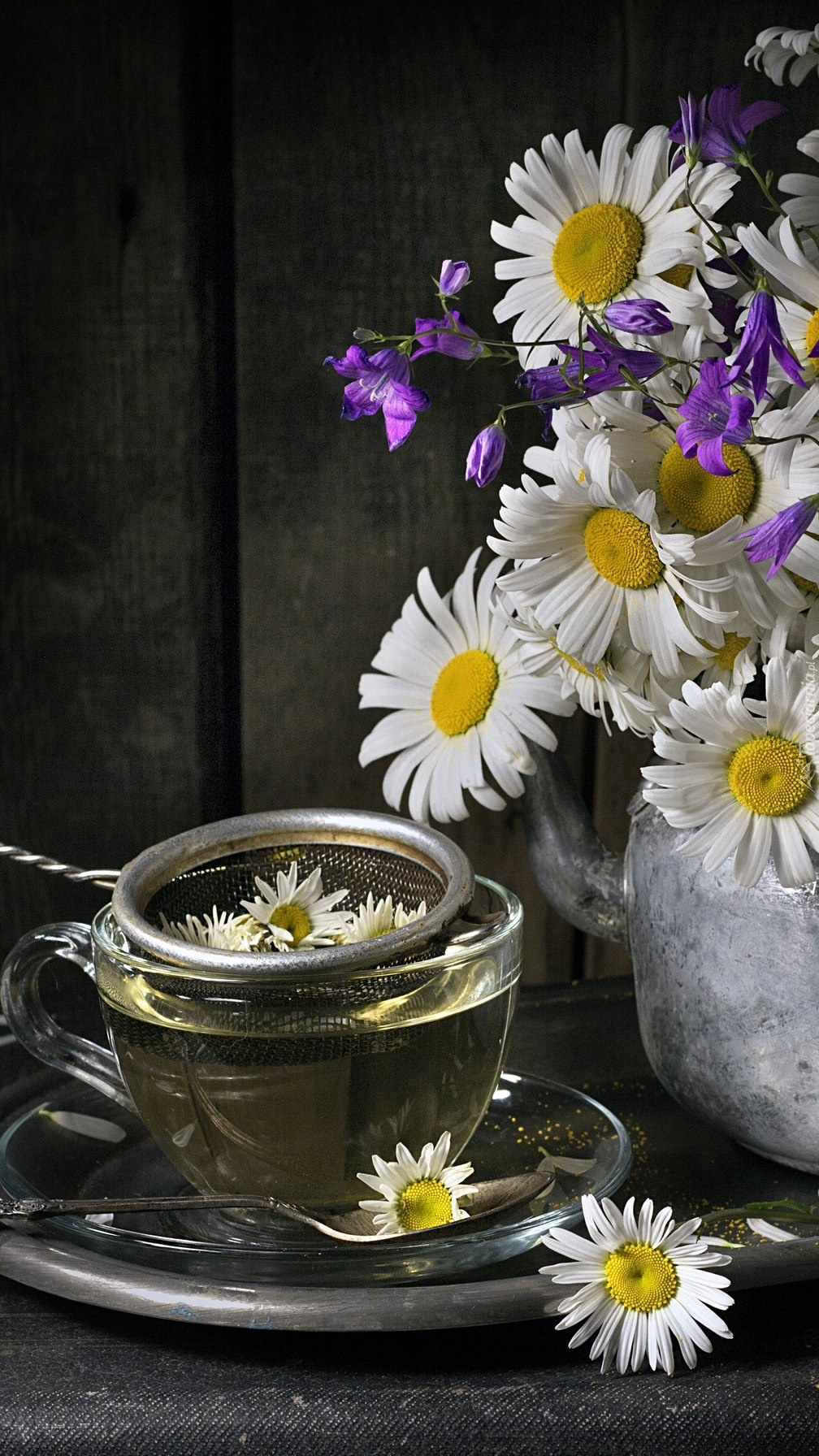 Rumiankowa herbata