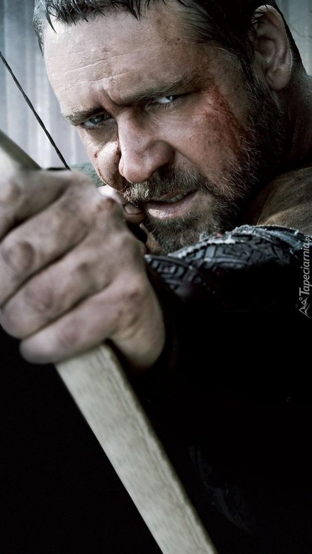 Russell Crowe w akcji