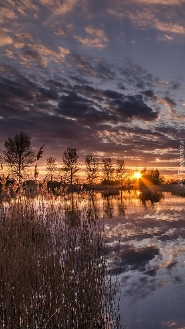 Rzeka Medway w Anglii