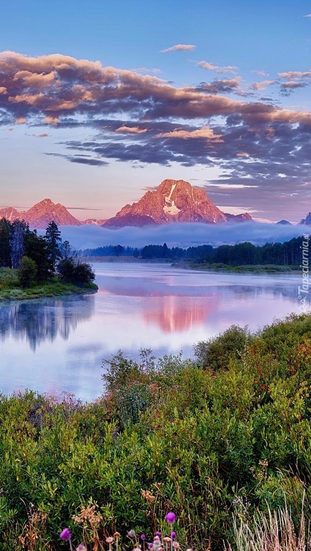 Rzeka Snake River