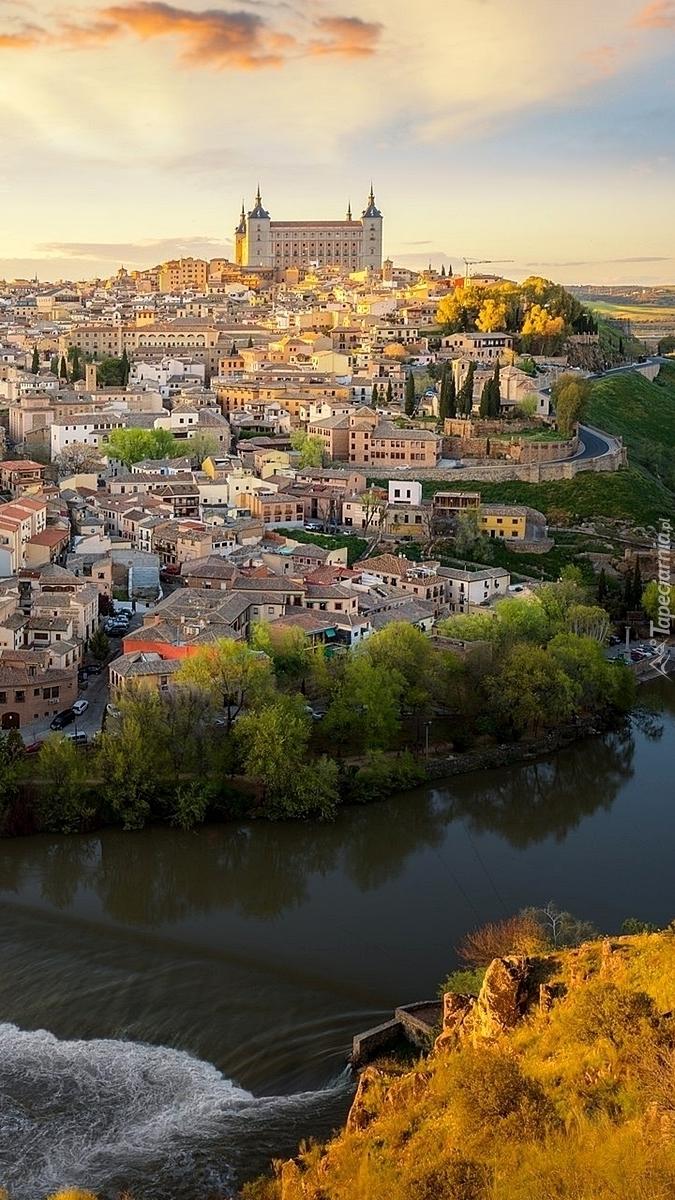 Rzeka Tag  w Toledo