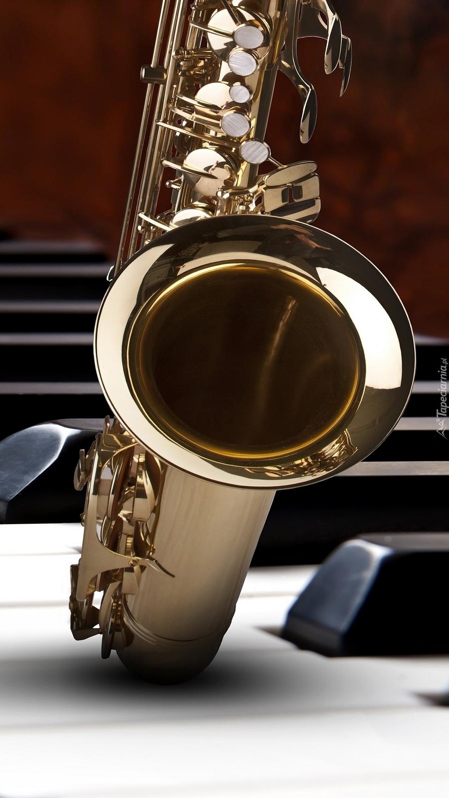 Saksofon na klawiszach