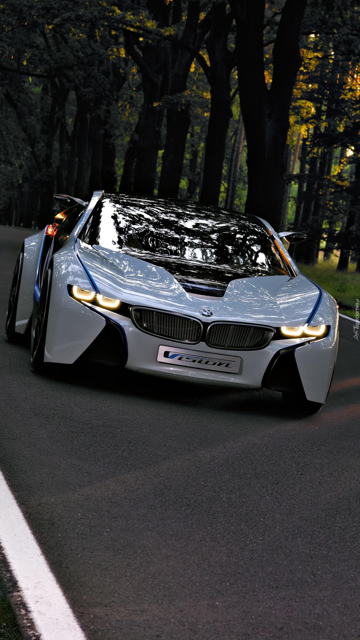Samochód BMW i8