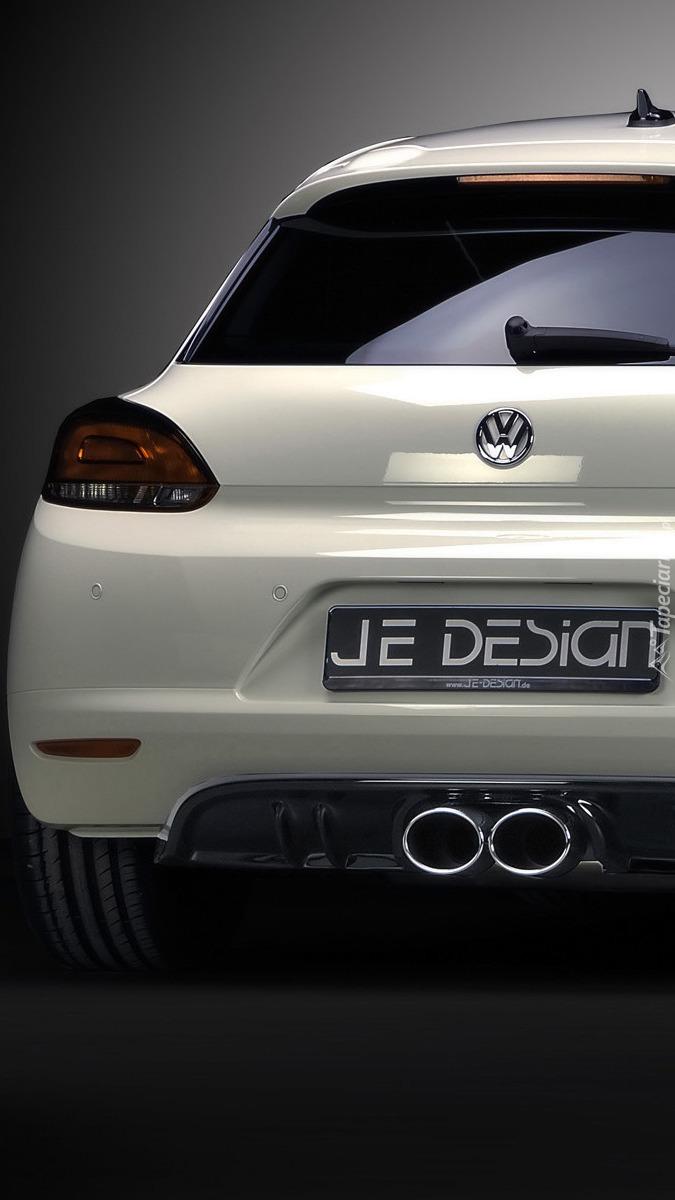 Samochód VW Scirocco
