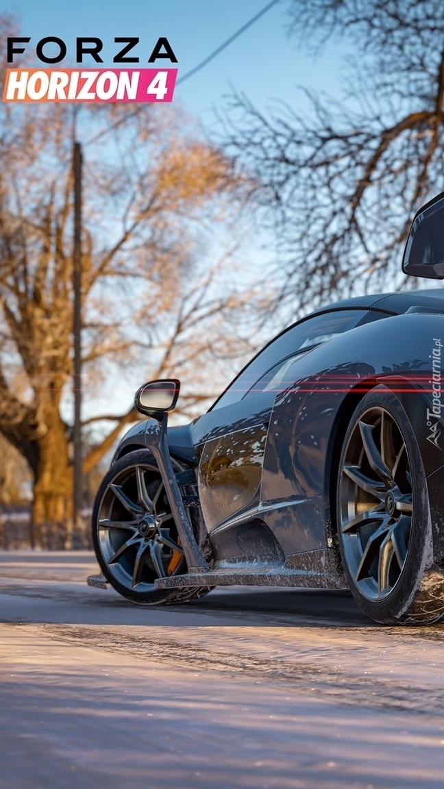 Samochód z gry Forza Horizon 4