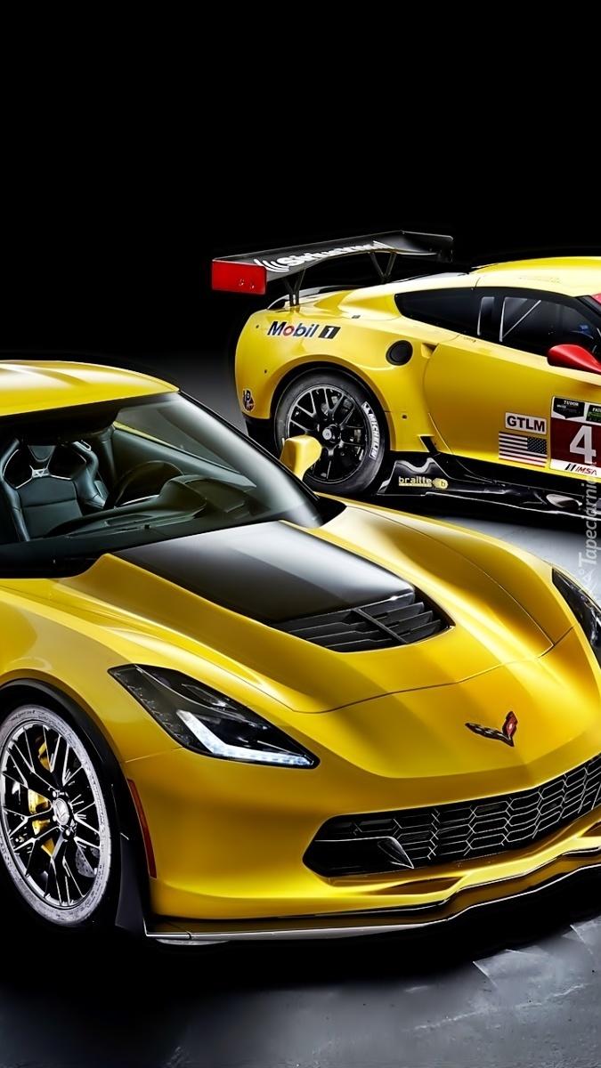 Samochody Chevrolet Corvette