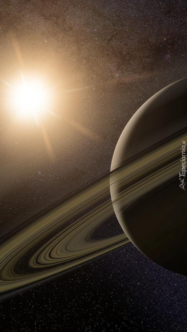 Saturn w grafice