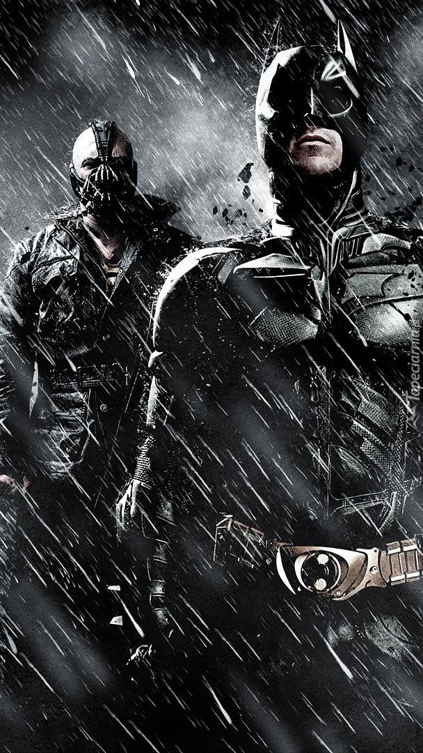 Scena z filmu Batman Dark Knight