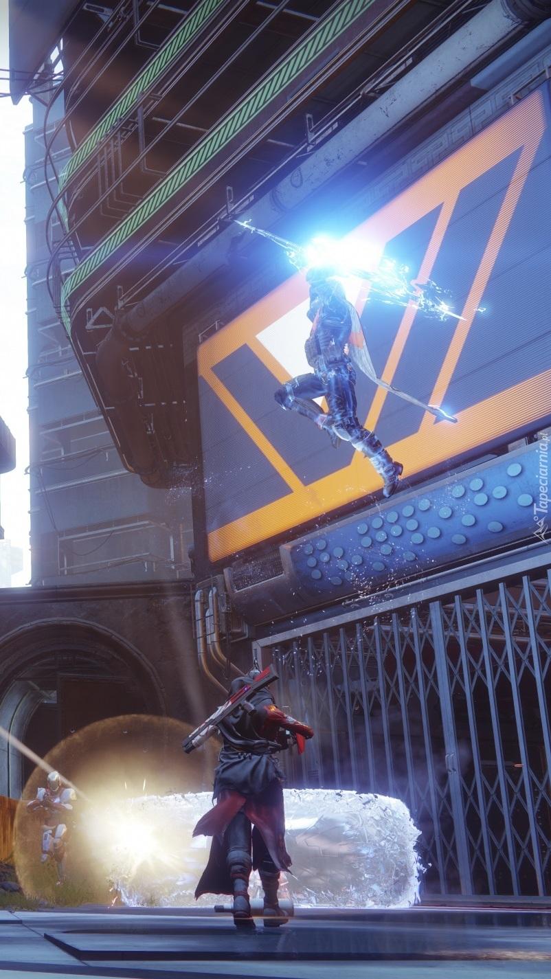 Scena z gry Destiny