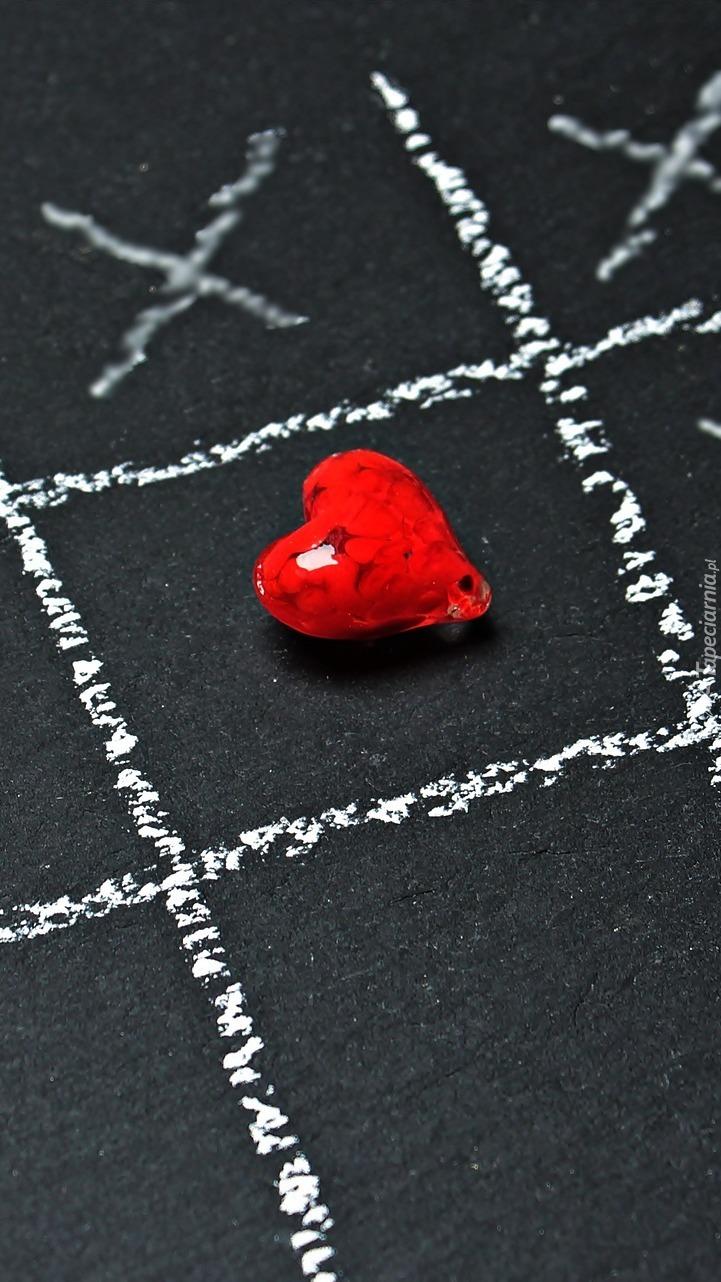 Serce w ramce