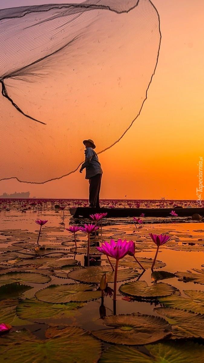 Sieć rybaka