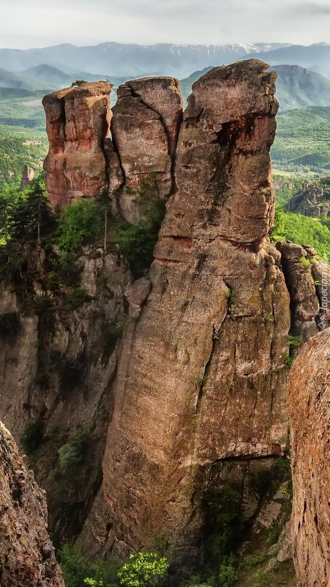 Skalna formacja Belogradchik Rocks w Bułgarii