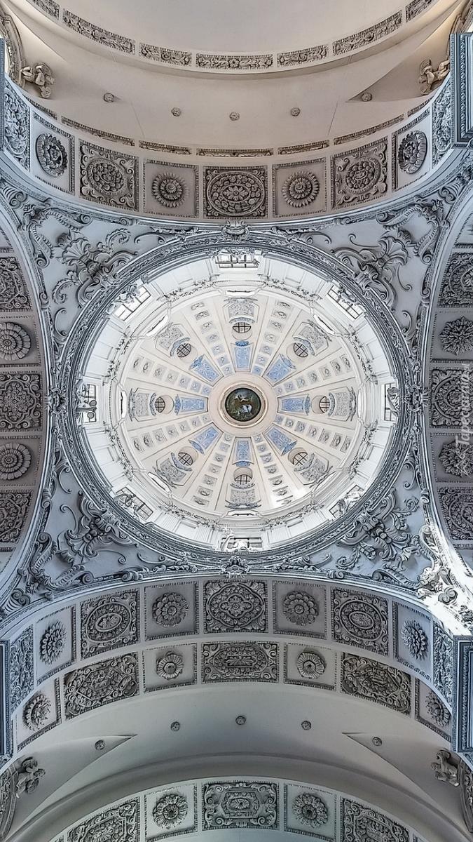 Sklepienie kościoła Teatynów