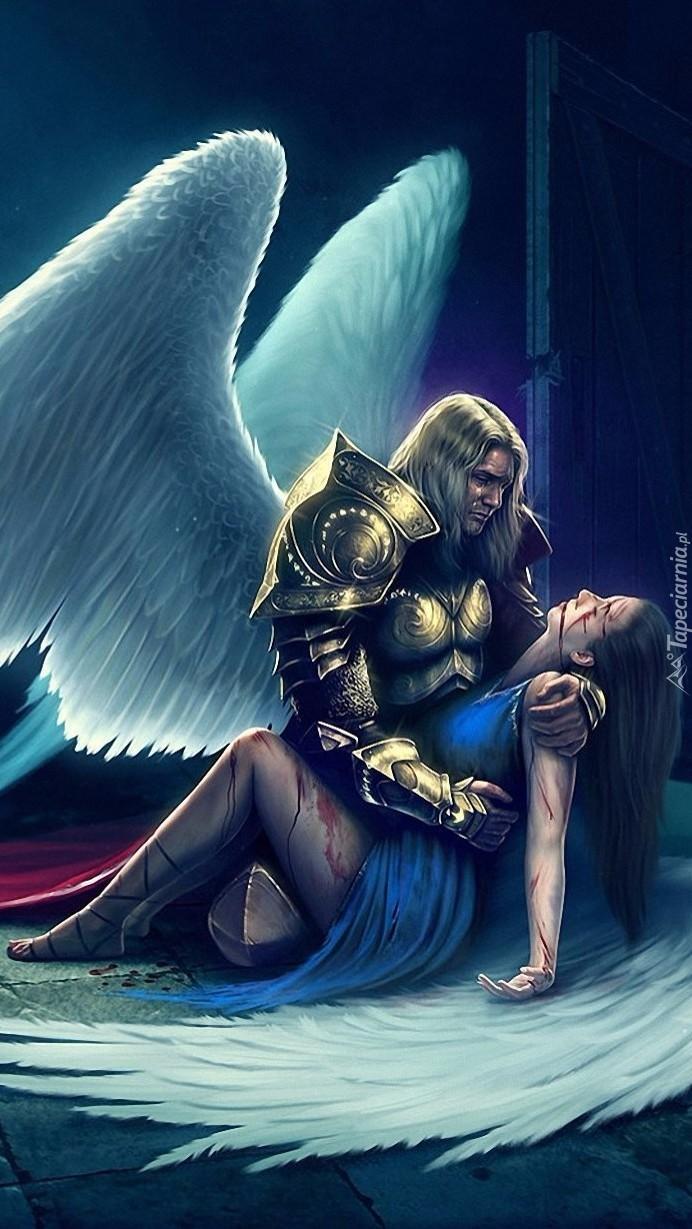 Śmierć anioła