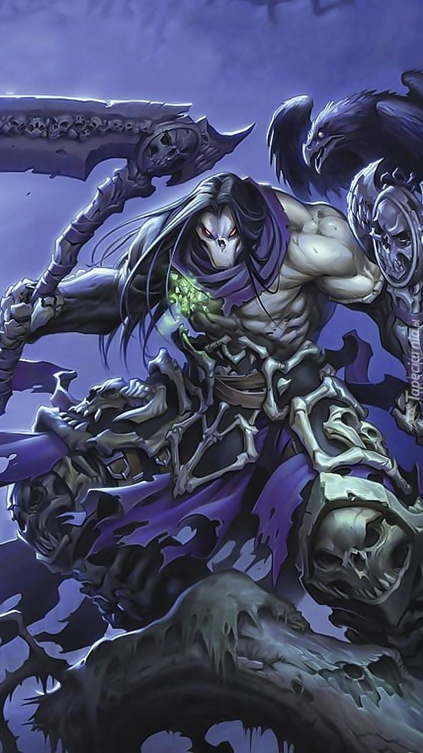 Śmierć z Darksiders 2