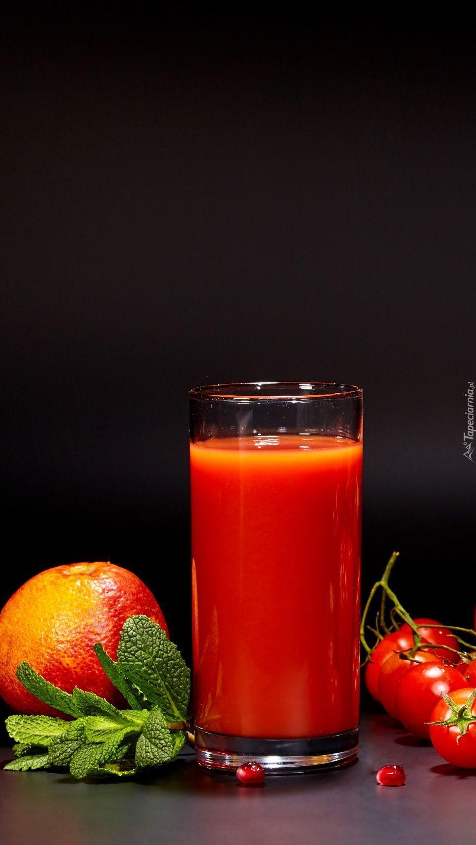 Sok owocowo-warzywny