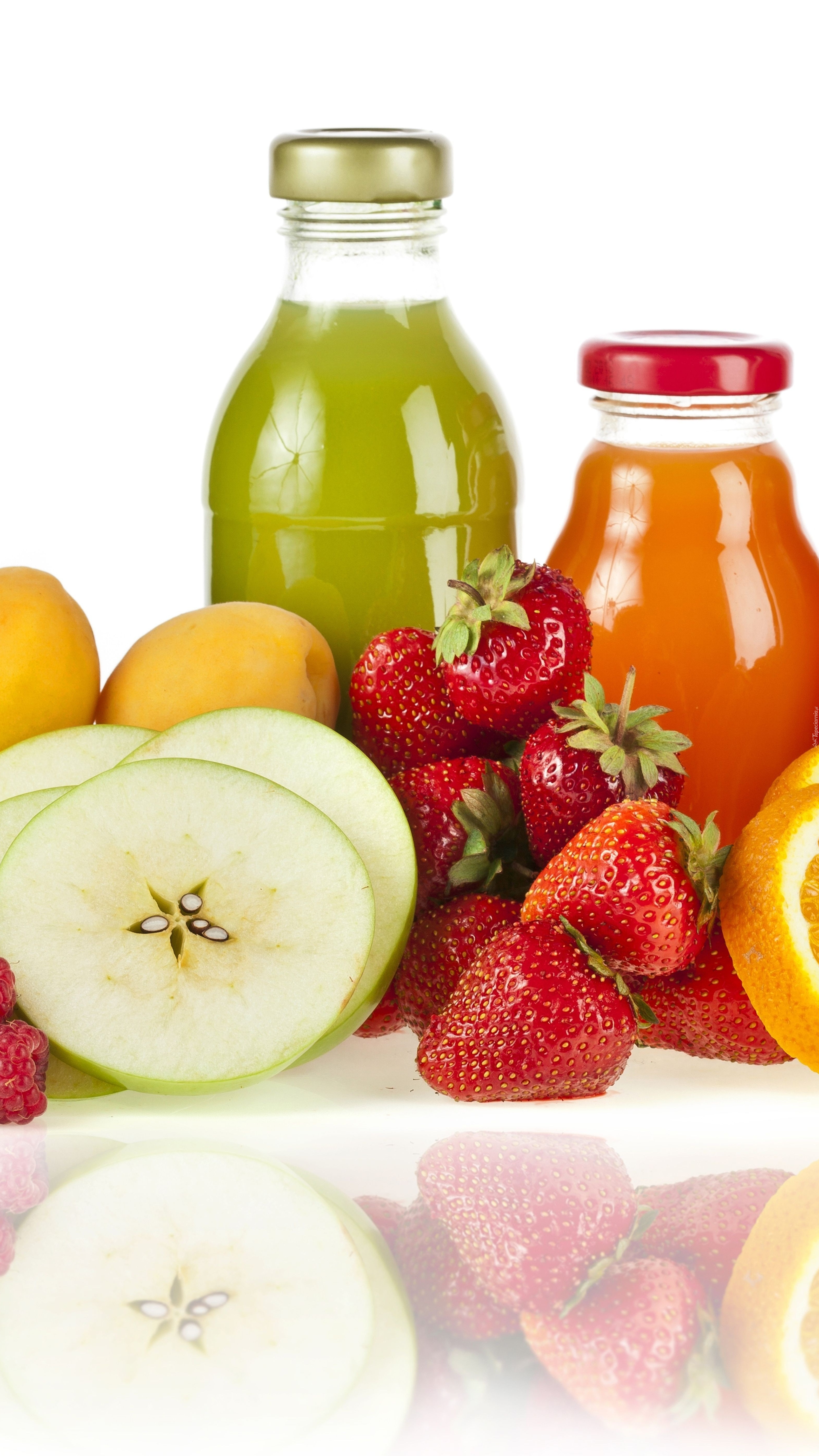 Soki i owoce