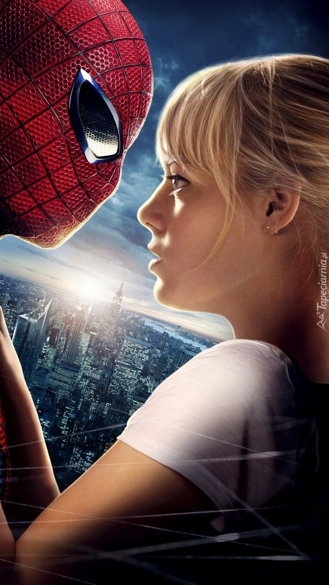 Spider-Man i Gwen Stacy