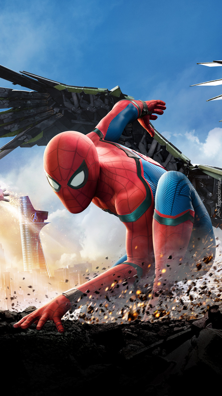 Spider-Man w akcji