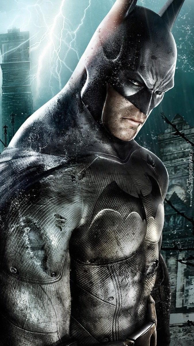 Spojrzenie Batmana