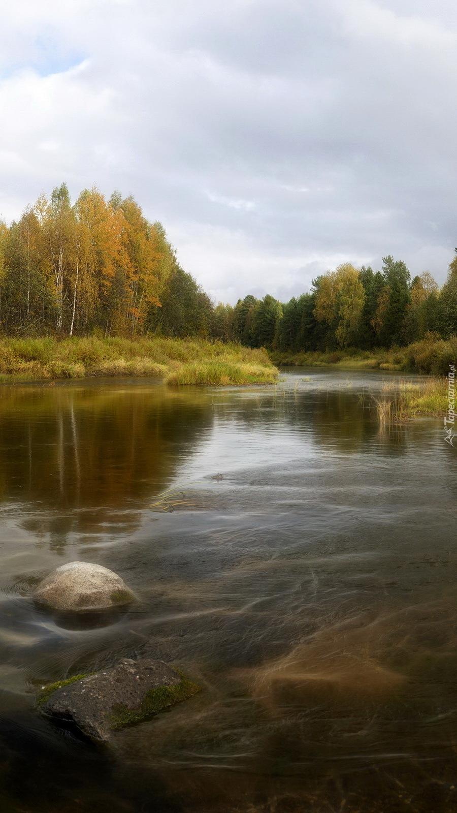 Spokojna rzeka