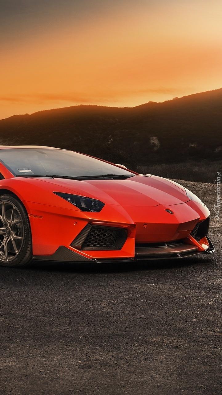Sportowe Lamborghini Aventador