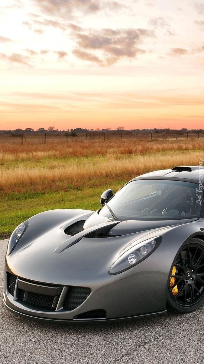 Sportowy samochód Hennessey Venom GT