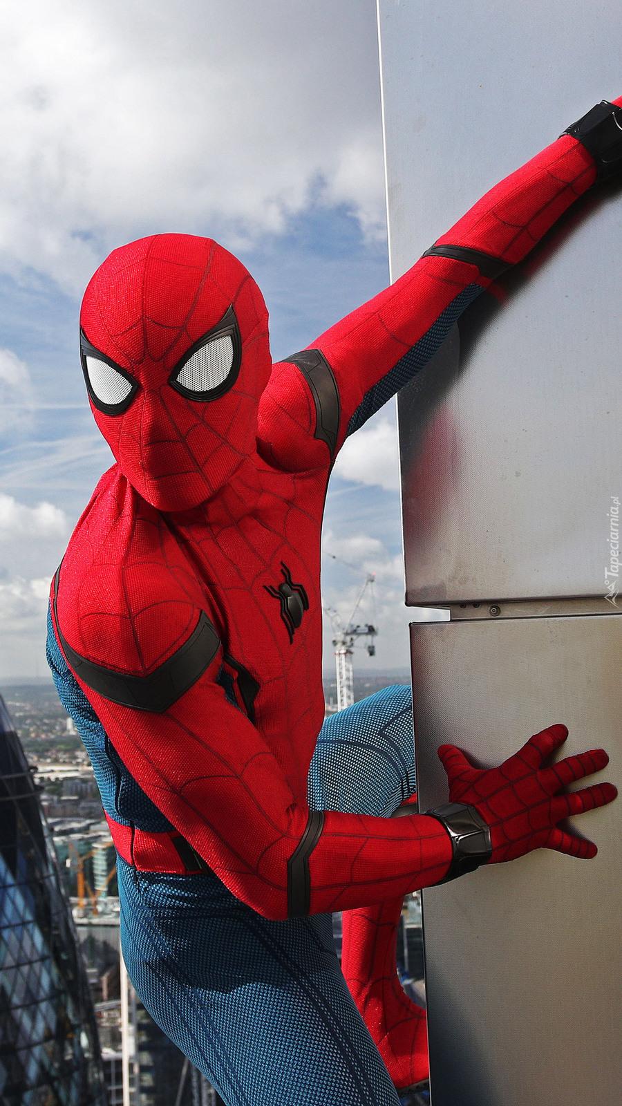 Sprytny Spider-Man