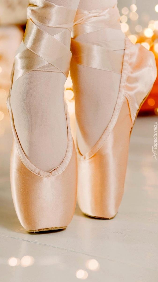 Stopy baletnicy