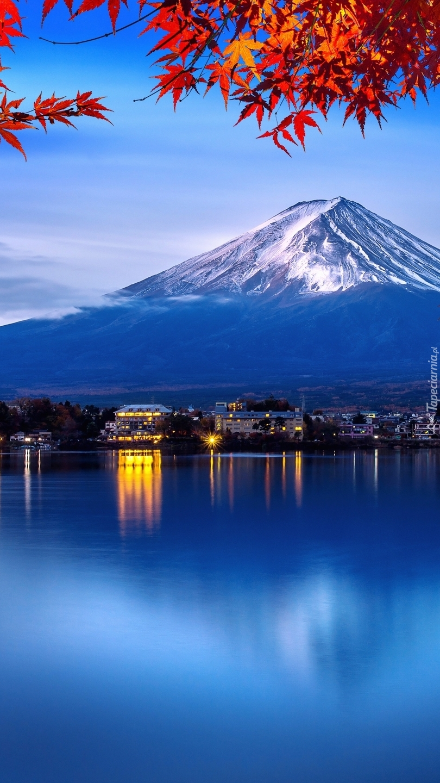 Stratowulkan Fudżi