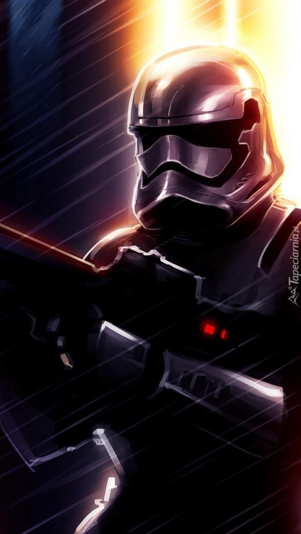 Strażnik z bronią