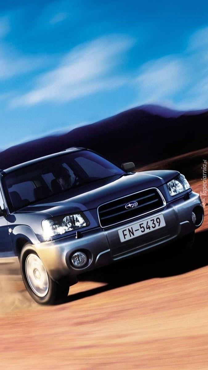 Subaru Forester 4WD