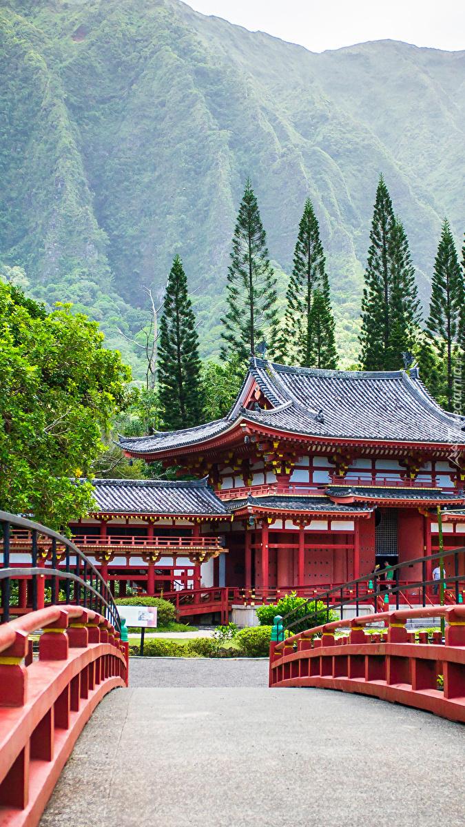 Świątynia Byodo-In na Hawajach