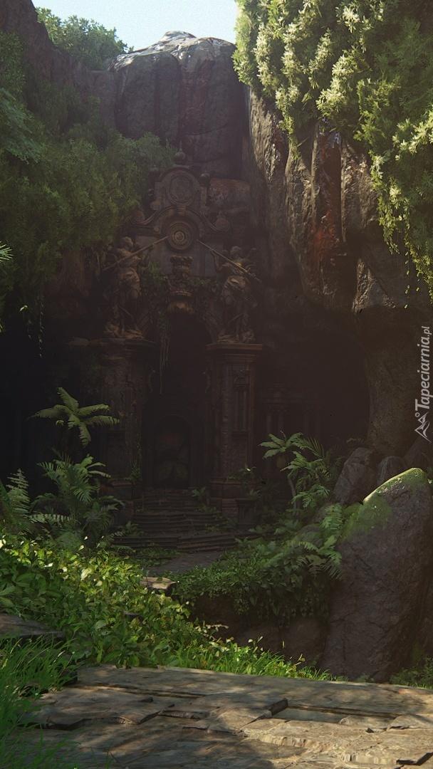 Świątynia w dżungli