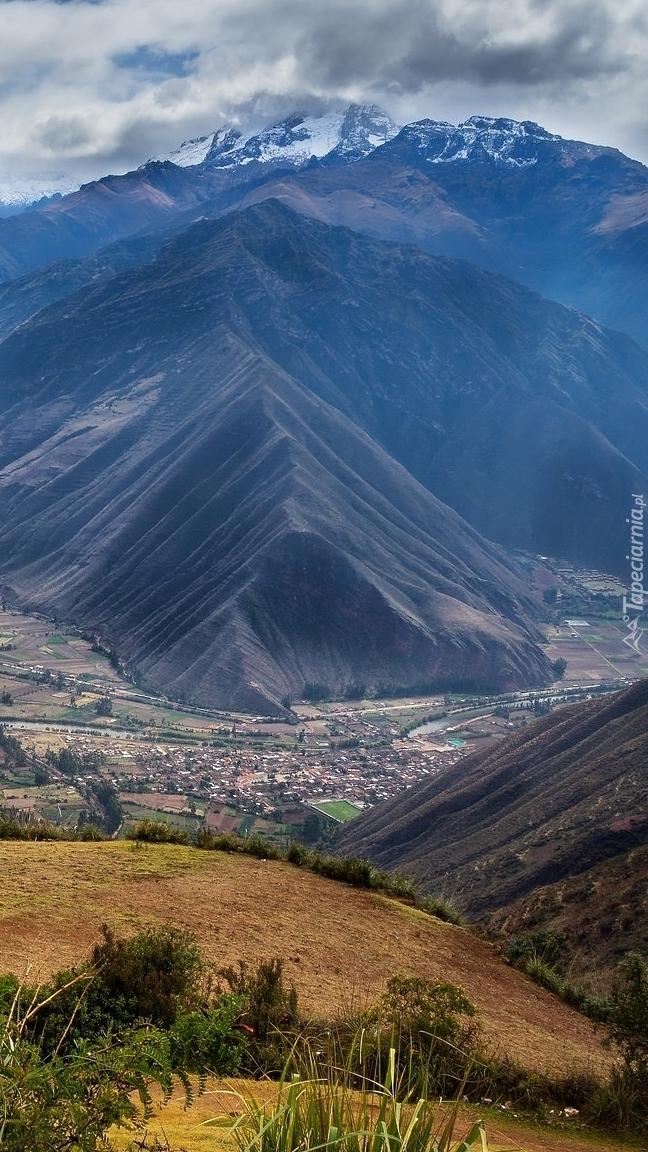 Święta Dolina Inków w Andach