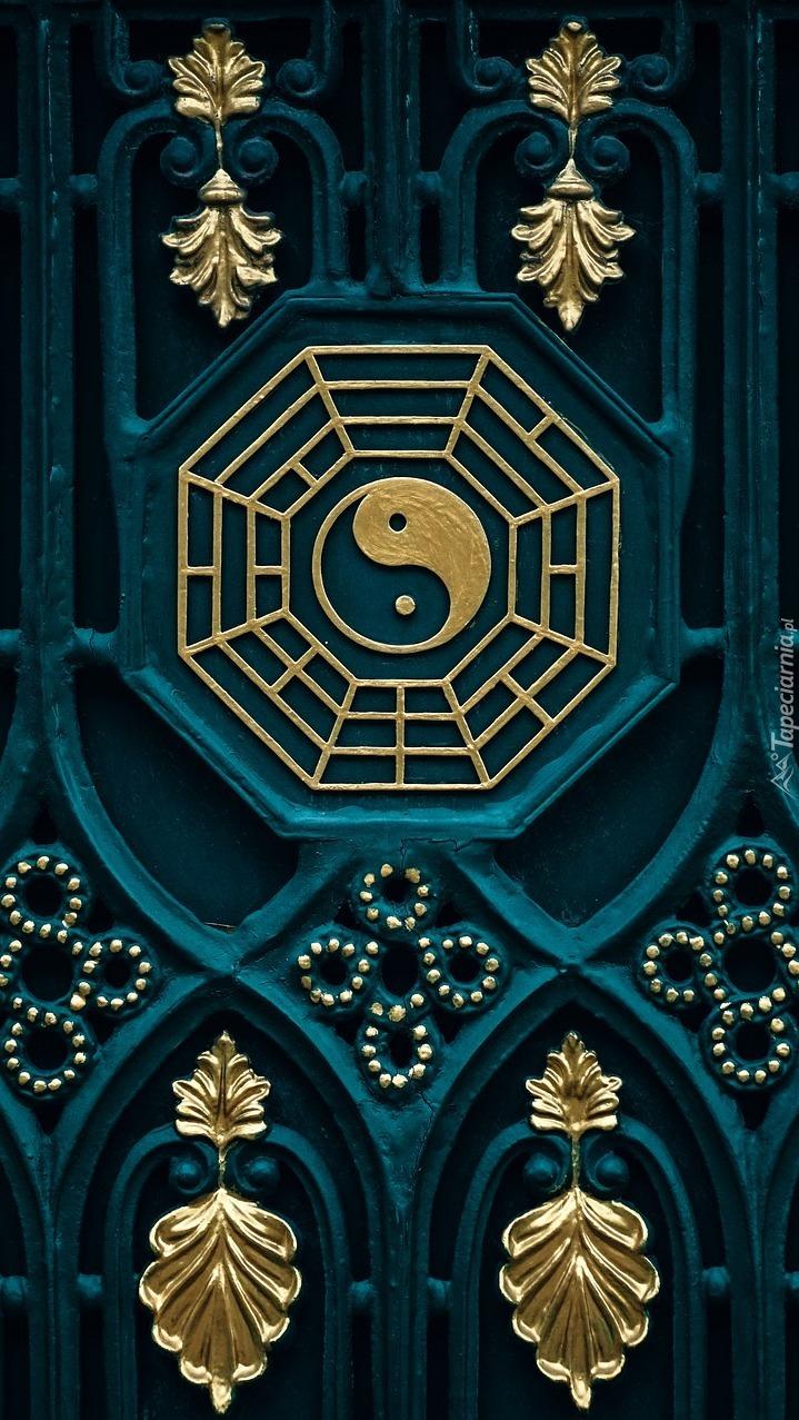 Symbol yin i yang