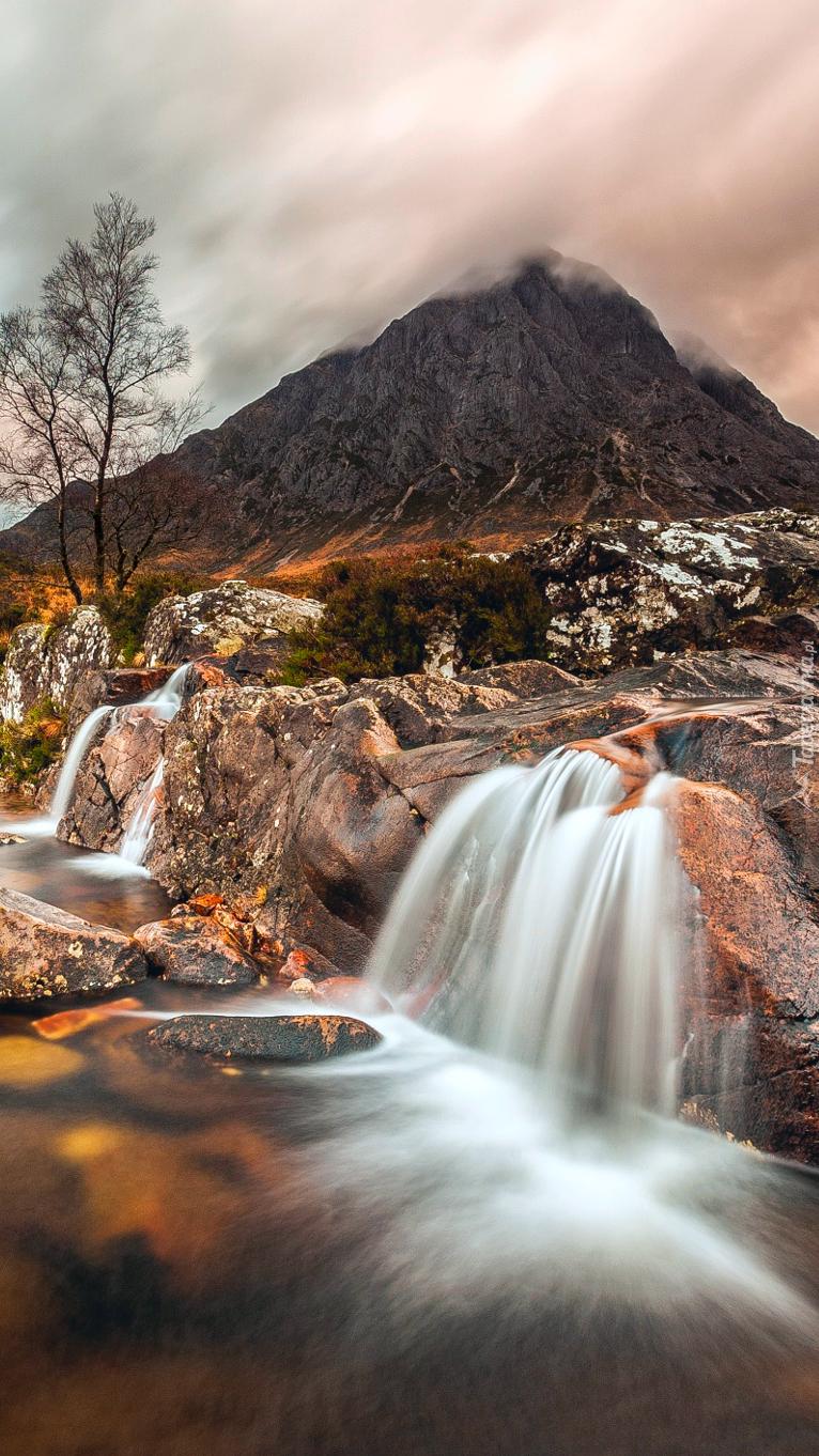 Szkockie jesienne klimaty