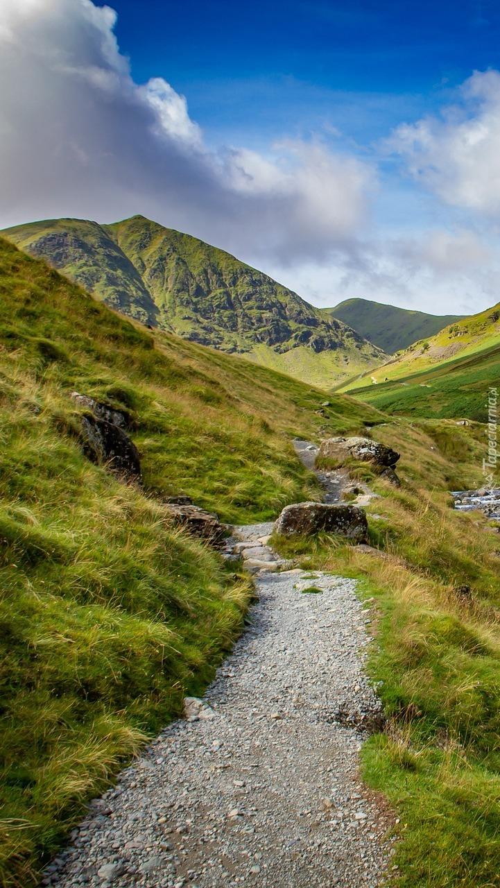 Szlak w górach