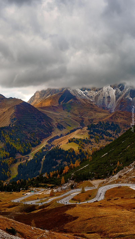 Szlaki turystyczne w Dolomitach