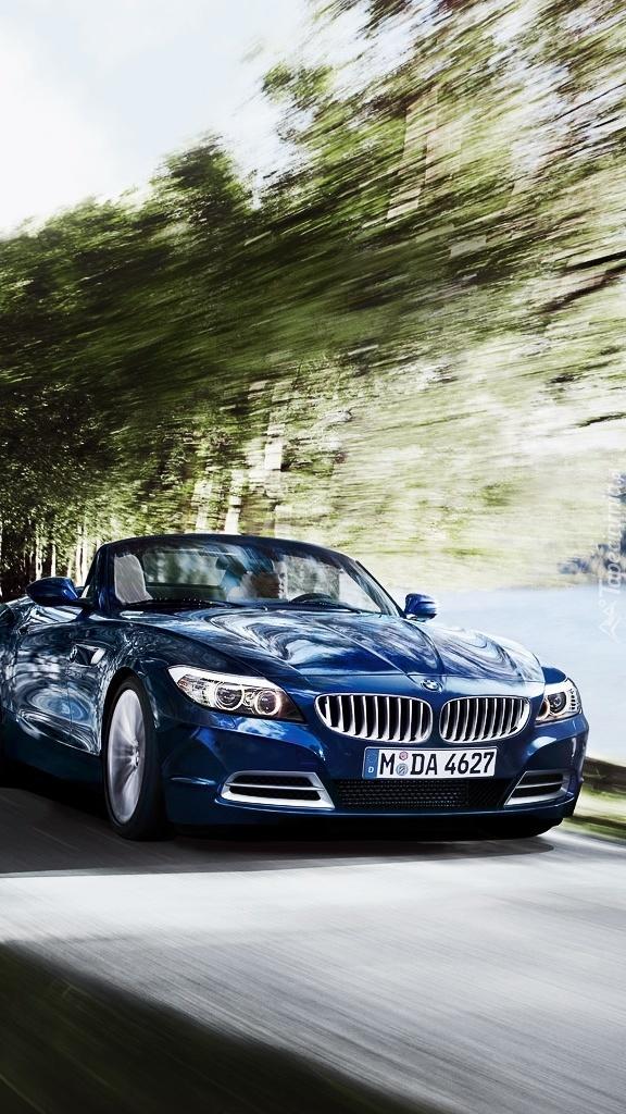 Szybka podróż BMW