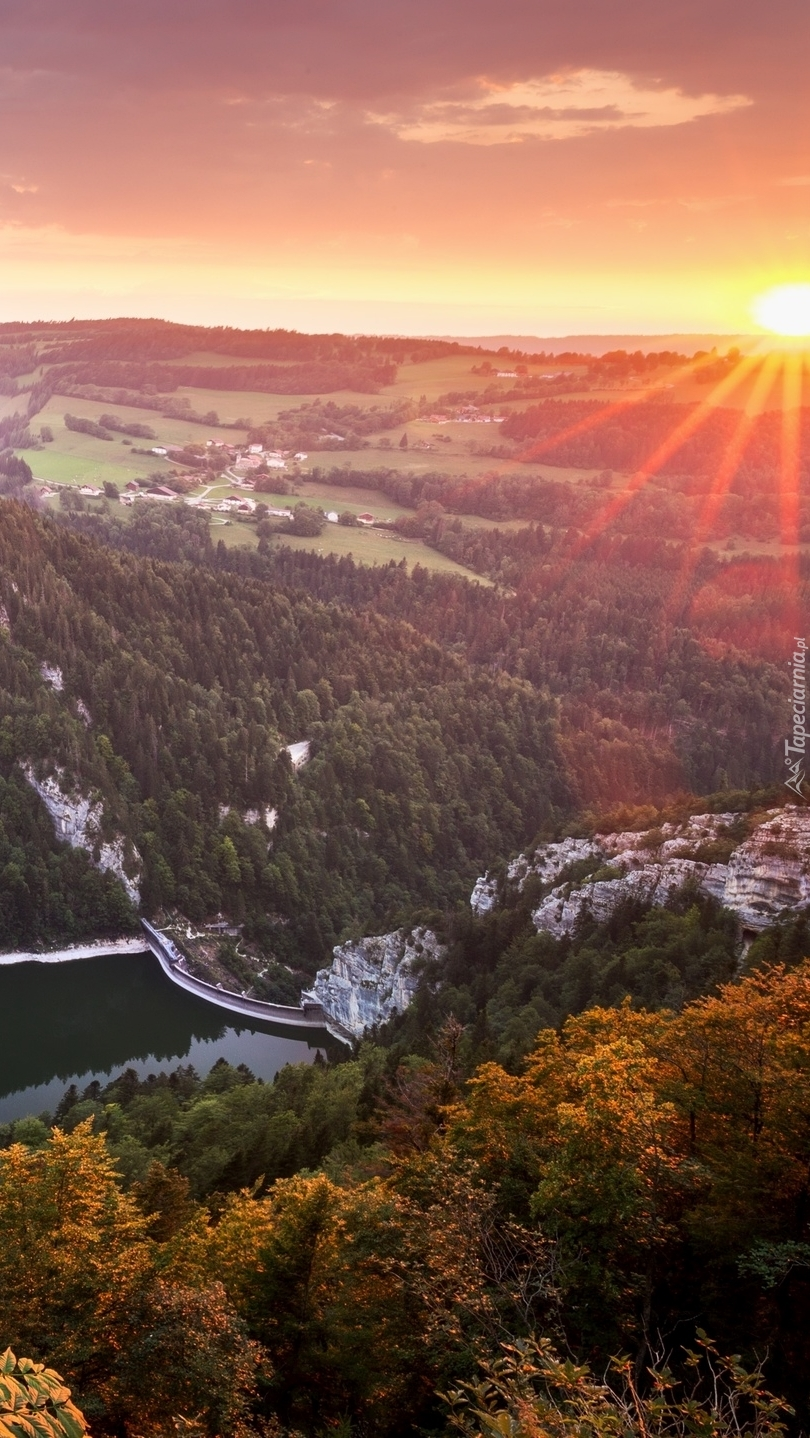 Tama Chatelot w Szwajcarii