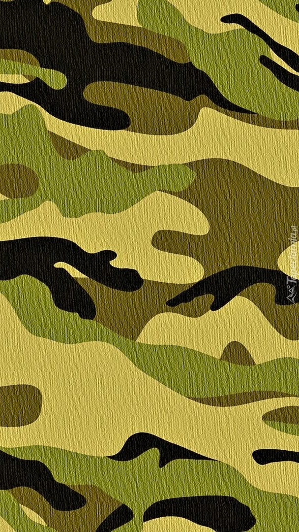 Tekstura z wojskowym wzorem